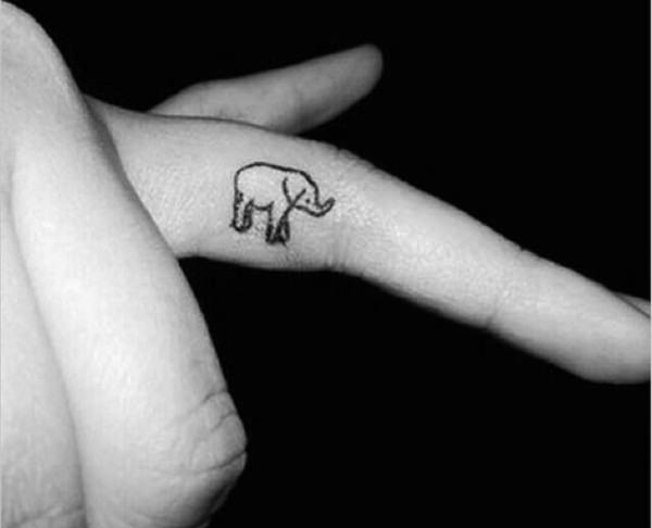 finger tattoos 39