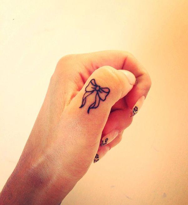 finger tattoos 47