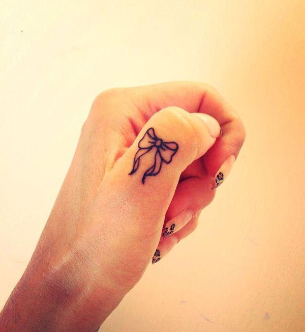 finger tattoos 47