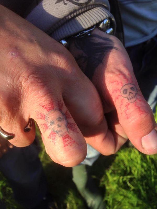 finger tattoos 58