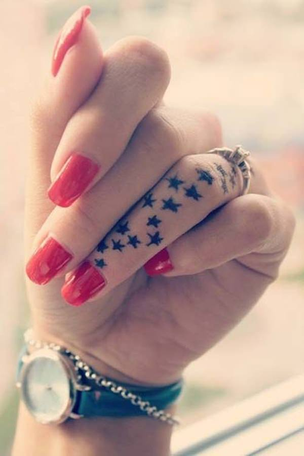 finger tattoos 64
