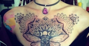 sacred geometry tattoo 36