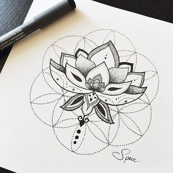 35 Grand Sacred Geometry Tattoo Symbols