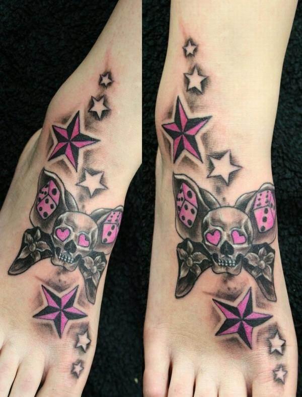 Star Tattoos tattooeasily 27