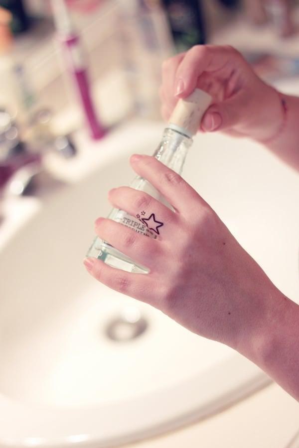 cute star tattoos