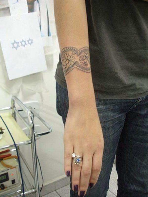 lace tattoo 6