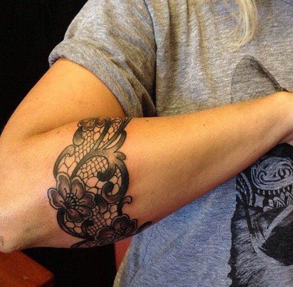 lace tattoo 7