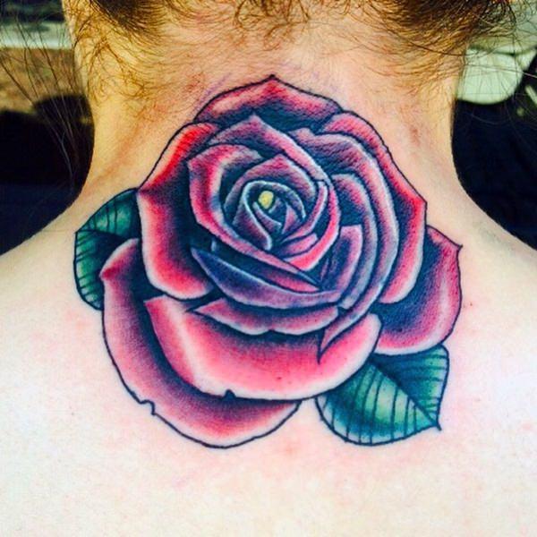 rose neck