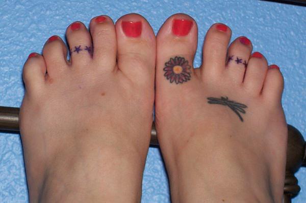 star tattoos 68