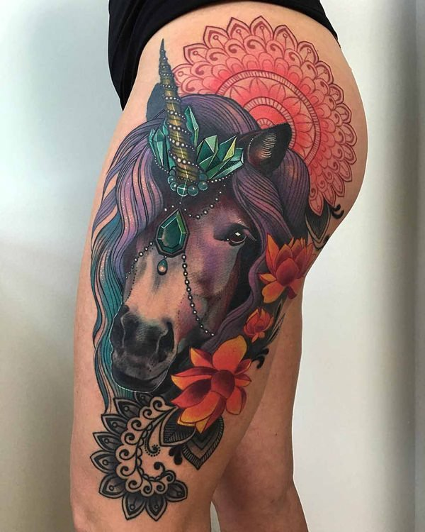 24280116-unicorn-tattoos
