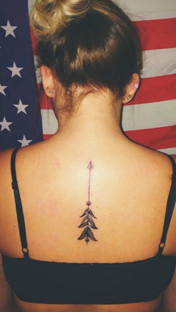 arrow tattoos tattooeasily (11)