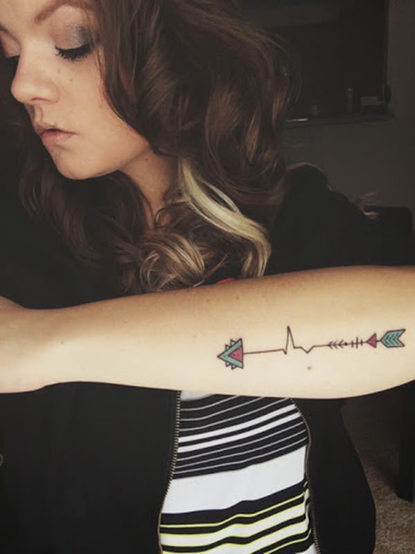 arrow tattoos tattooeasily (15)