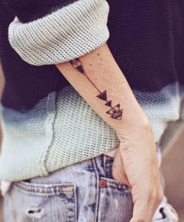 arrow tattoos tattooeasily (16)