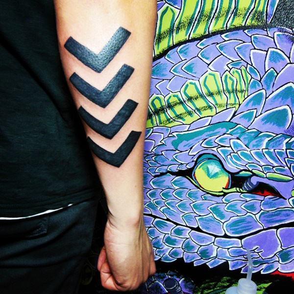 arrow tattoos tattooeasily (27)