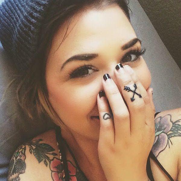 arrow tattoos tattooeasily (6)