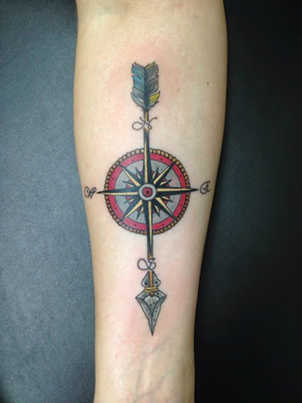 arrow tattoos tattooeasily (8)