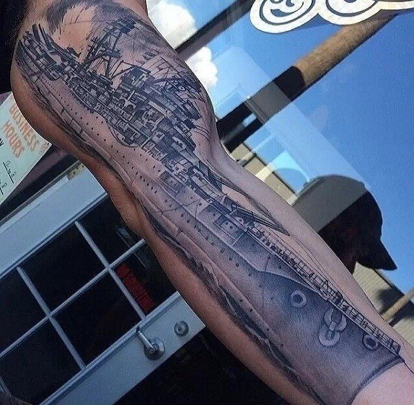 forearm tattooeasily (40)