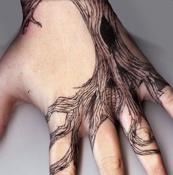 Tree Tattoos (22)