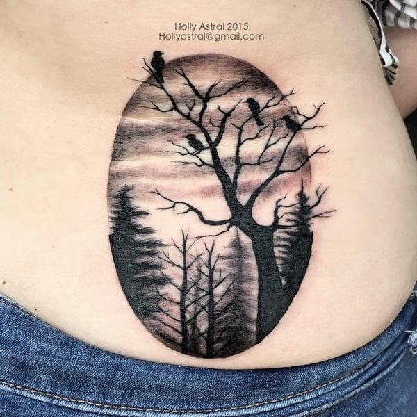 tree tattoos (27)