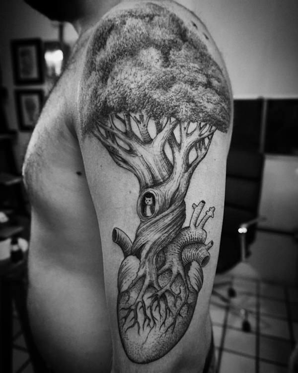 tree tattoos (42)