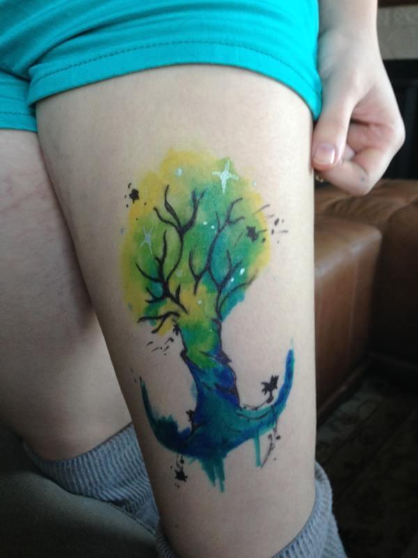 tree tattoos (43)