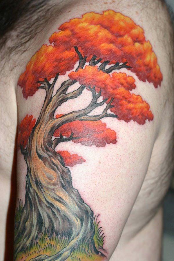 tree tattoos (51)