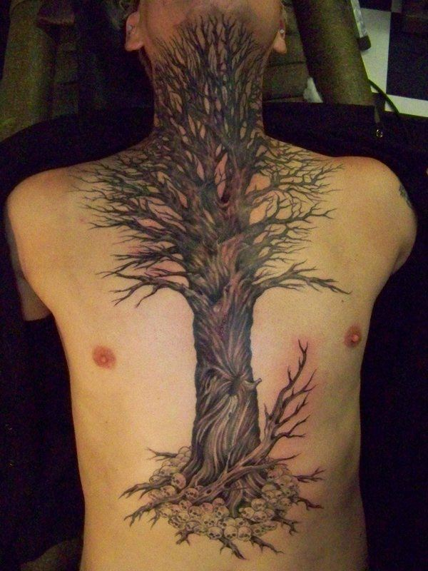 tree tattoos (53)