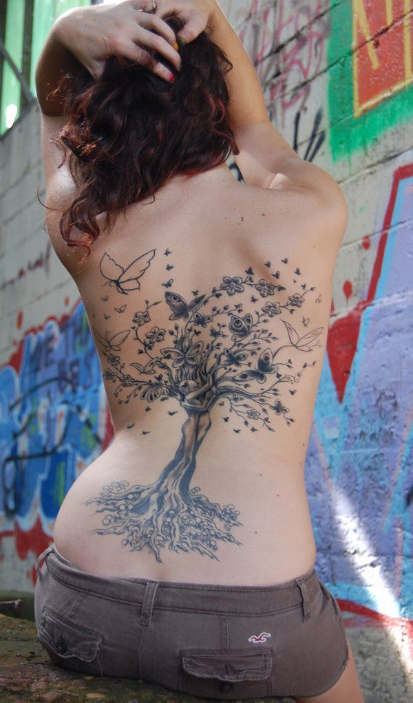 Tree Tattoos (55)