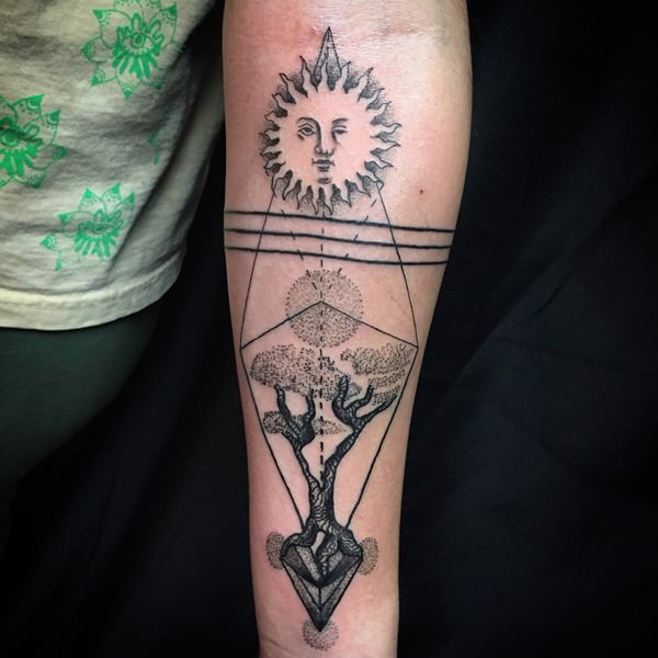 tree tattoos (58)