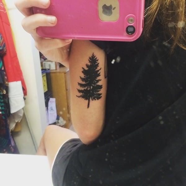 tree tattoos (60)