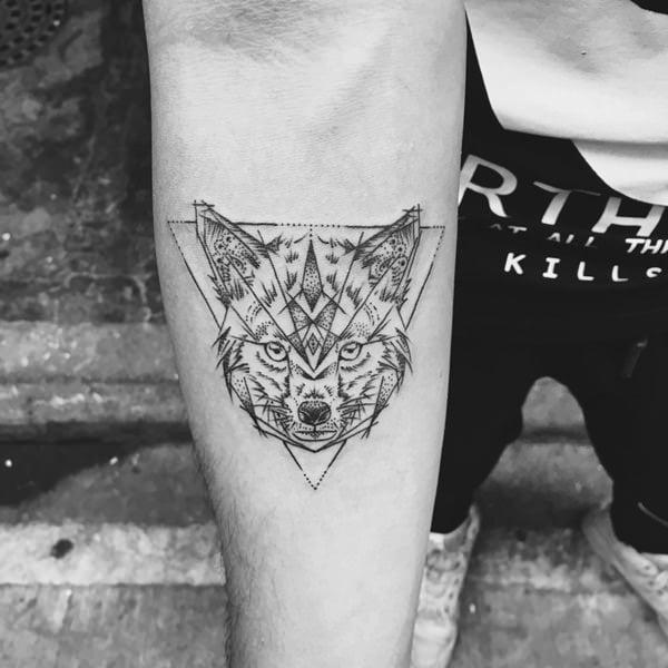 1-fox tattoos tattoos
