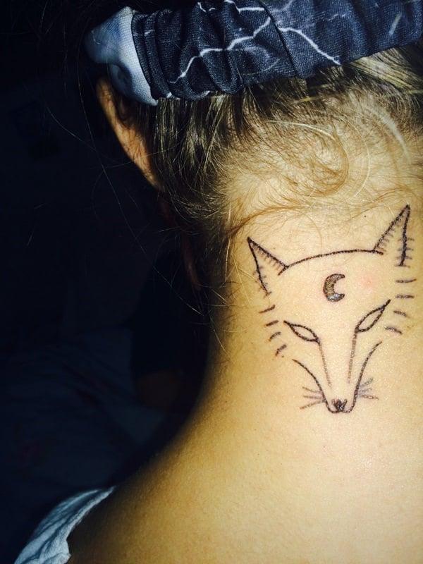 17 Fox Tattoos tattoos