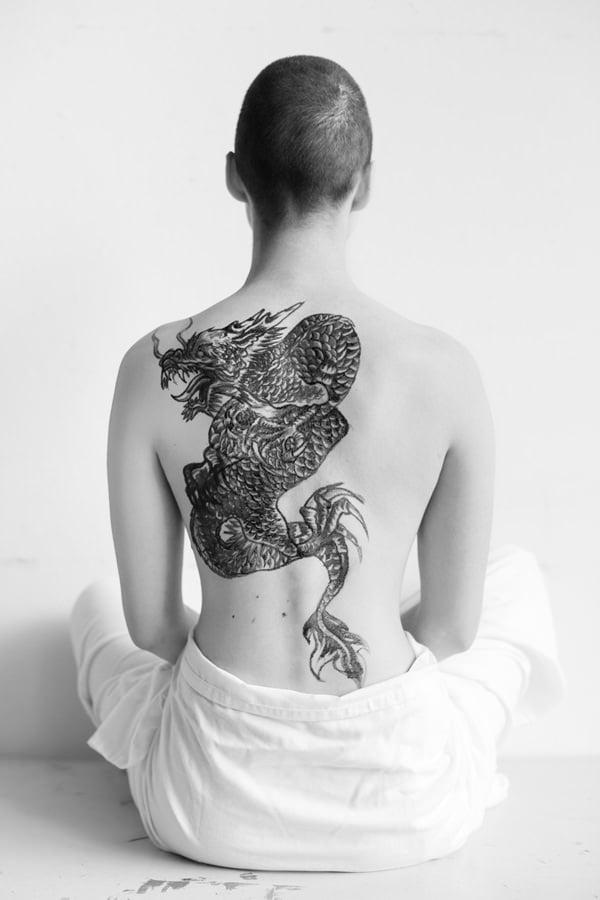 19-dragon tattoos