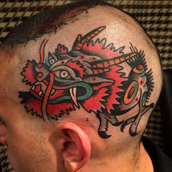26-dragon tattoos
