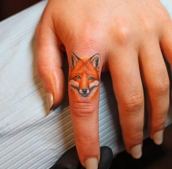 39 Fox Tattoos tattoos