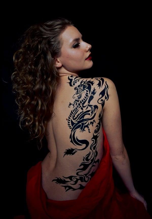 42-dragon tattoos