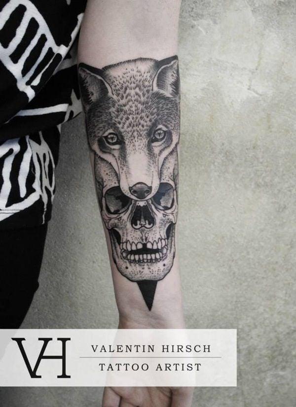 43 -Fox tattoos tattoos