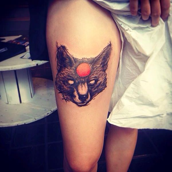 8-fox tattoos tattoos