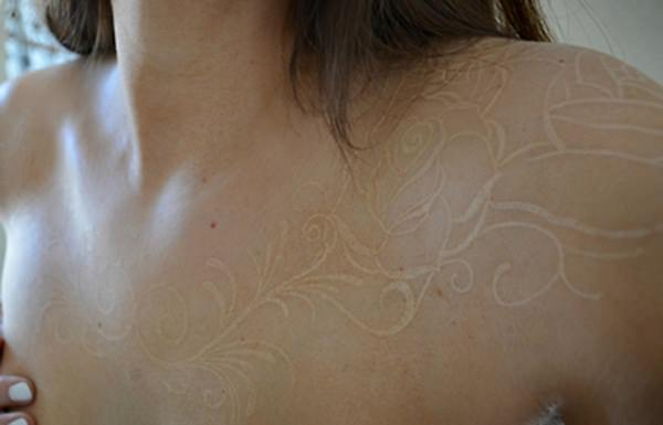 white ink tattoos-52