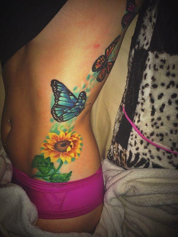 27sunflower-tattoo-designs