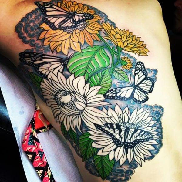 43sunflower-tattoo-designs