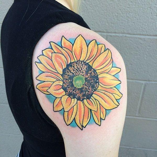 51sunflower-tattoo-designs