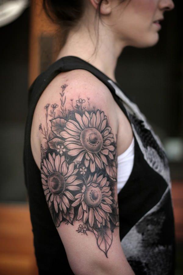 52sunflower-tattoo-designs