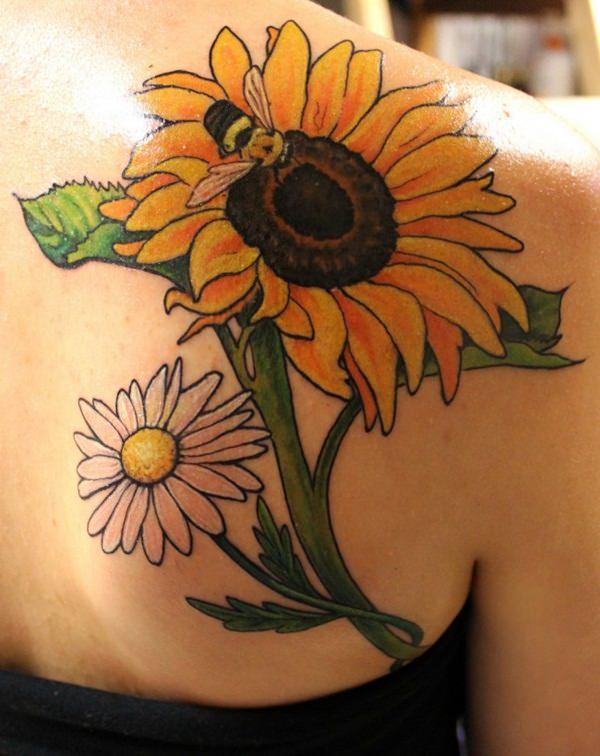 53sunflower-tattoo-designs