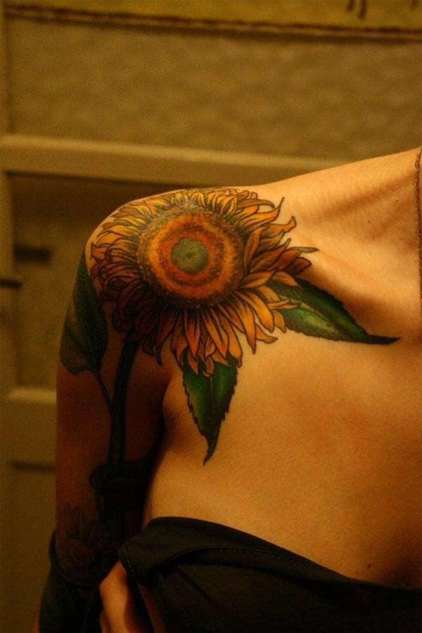 56sunflower-tattoo-designs