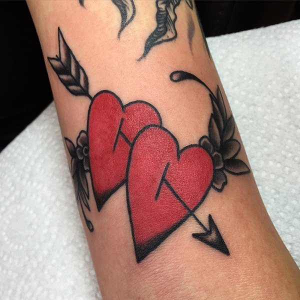 17-heart-tattoos