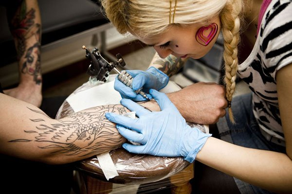 Tattoo Shops in Florida