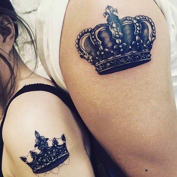 15250716-king-queen-tattoos