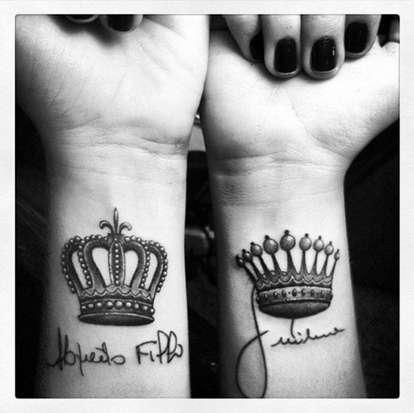 33250716-king-queen-tattoos