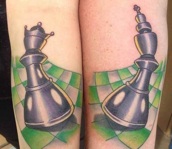7250716-king-queen-tattoos